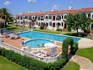 Apartment rentals in Menorca with pool - Son Bou - Menorca ...
