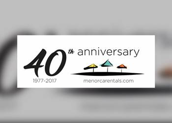 CELEBRATE 40 YEARS AT YOUR SERVICE WITH 40% OFF
